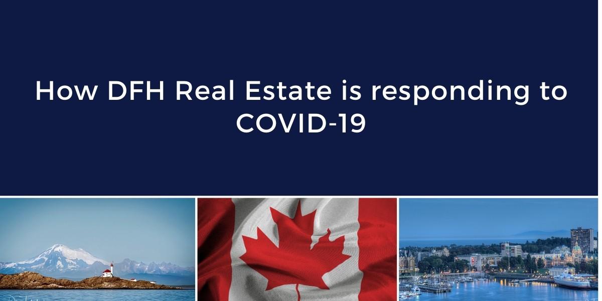 dfh real estate covid 19 response