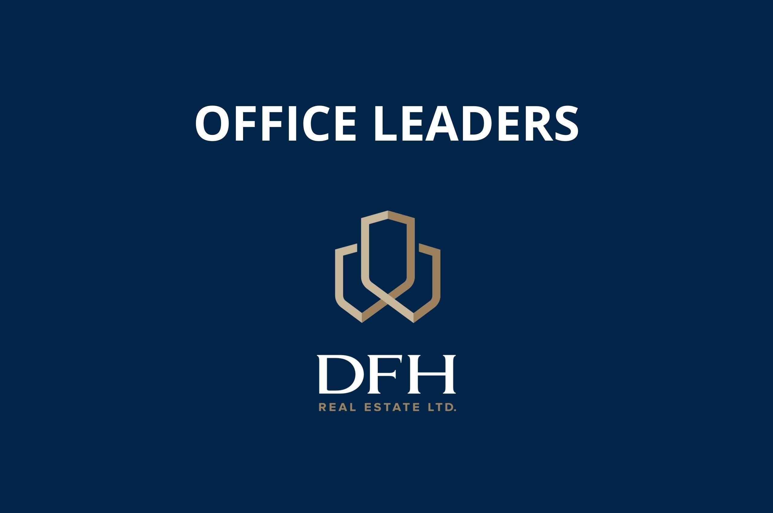 DFH Office Leaders | September 2020