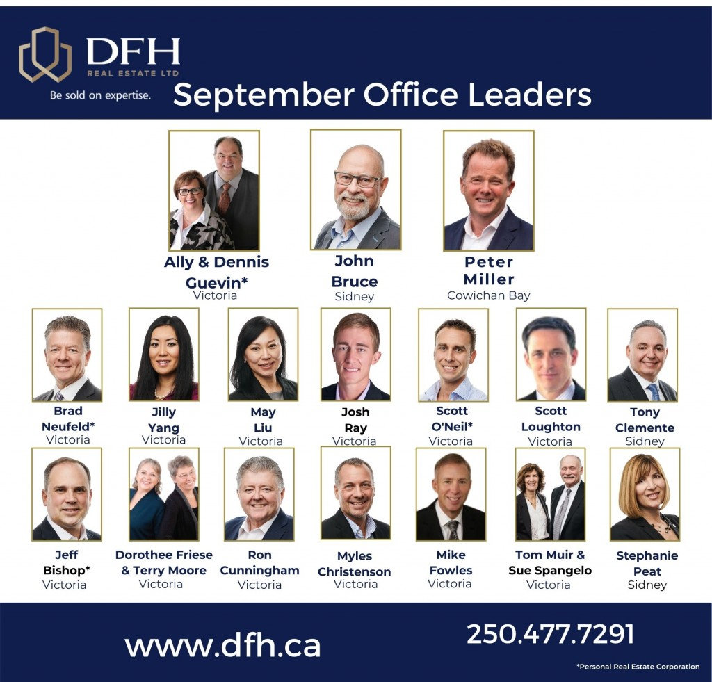september 2020 dfh real estate office leaders